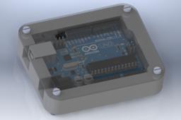 Boitier de protection pour Arduino UNO Rév3