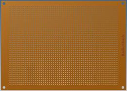 PC Board RadioShack #276-147