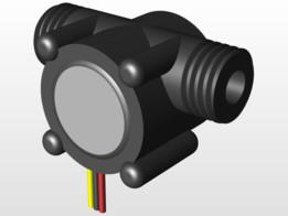 Flow sensor YF-S201