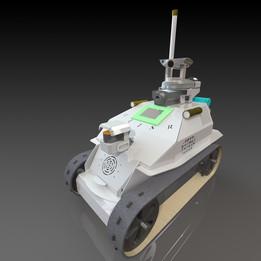 Robot Explorer V3