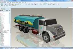 Truck Mercedez Bens