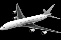 Airbus a390 prototype (unfinished)