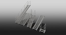 Inventor Stairs Ilogic