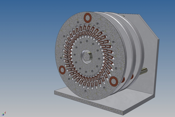 Perendev_Magnetic_Motor.stp 2.1 MB V1 by Donkezz ##1354107580## over 2 ...