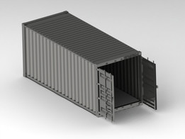Container 20 f