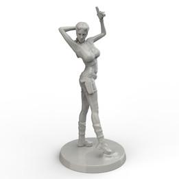 statue - Recent models   3D CAD Model Collection   GrabCAD
