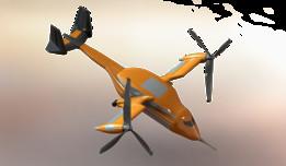 Tilt Rotor Drone