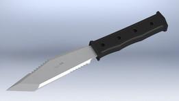 Tact IV Knife