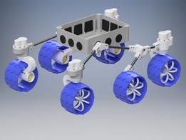 Sensing Exploring Rover