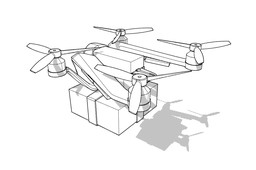 Droney / Generate Quadcopter Challenge