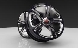 Wheel Rim - The New Car Designs Component