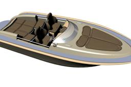 Motorboat Runabout 8.7m