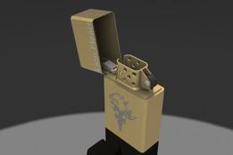 Final Fantasy 8 Lighter (LionHeart)
