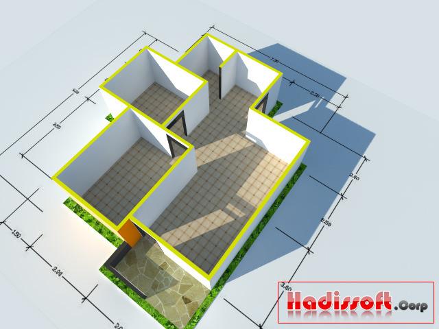 3d floor plan sketchup 3d cad model grabcad Sketchup floorplan