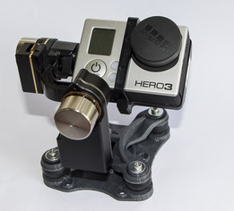 DJI Phantom 2 Zenmuse H2-2D Gimbal GoPro Support Brackets