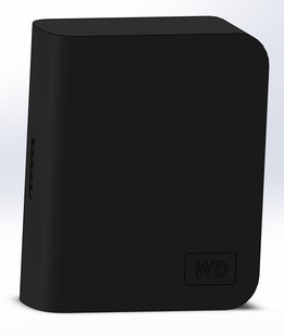 WD external HDD
