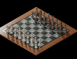 Chesboard W/pieces