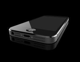 iPhone 5, For Case Design and Photo Rendering