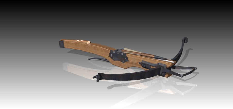 crossbow - Recent models | 3D CAD Model Collection | GrabCAD