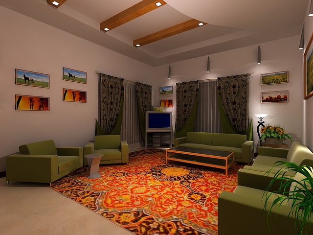 interior modeling 3ds max 3d cad model library grabcad - 3d Interior Modeling