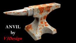 anvil - Recent models | 3D CAD Model Collection | GrabCAD Community