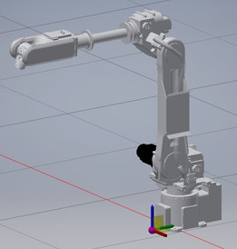 Nachi Robotics - MC10L 6-axis Industrial Robot