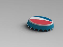 Pepsi bottle cap
