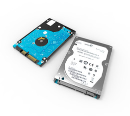 Seagate 7mm 2.5 HDD
