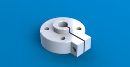 Clamping Hub for 5mm Shaft