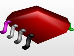 PCB footprint