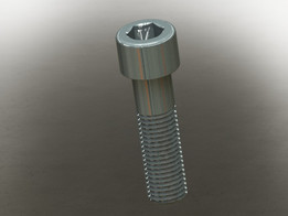 Socket screw M20 1.4301