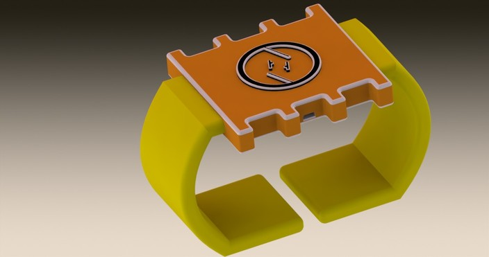 Silicon Bracelet Design