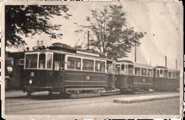 Lego Strassenbahn Beiwagen 1920