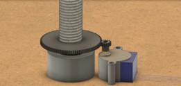 motor gear shelf