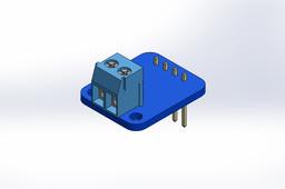 Adafruit AD8495 Thermocouple Amplifier Breakout Board