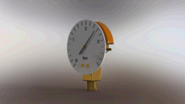 Mechanical Manometer