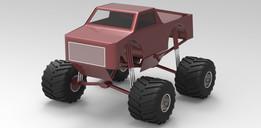 monster truck model