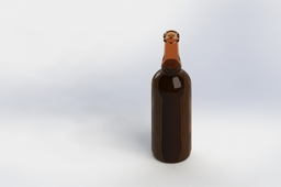 Bottle beer 75cl