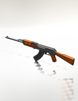 AK 47 Rifle( My version)