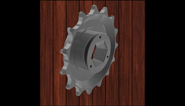 Sprocket for bose conveyor
