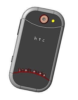 HTC 1s model