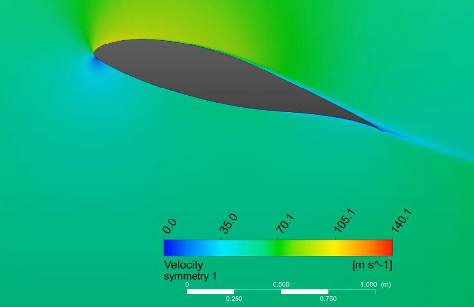 SOLIDWORKS, airfoil - Recent models | 3D CAD Model