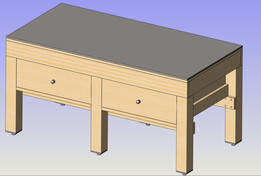 Home Made Jig Table - SW2010