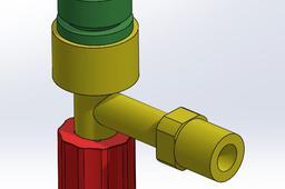 Auger valve