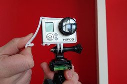Quick Release GoPro Hero Frame