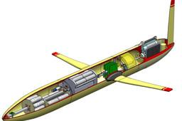 AUV (Autonomous Underwater Vehicle)
