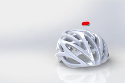Helmet Lock sensor