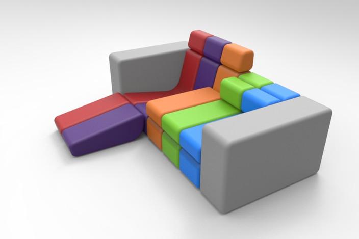 sofa Popular models GrabCAD CAD Library : medium from grabcad.com size 704 x 469 jpeg 32kB