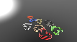 Heart Paperclip