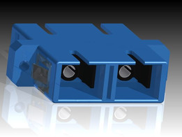 Fibre Coupler Adaptor - 4Cabling 015.002.0022